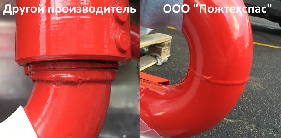 Пожтехспас - пожарное оборудование от производителя