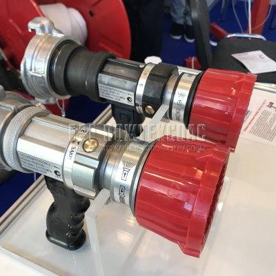 ГОСТ Р 53331-2009 Техника пожарная. Стволы пожарные ручные. Общие технические требования. Методы испытаний.