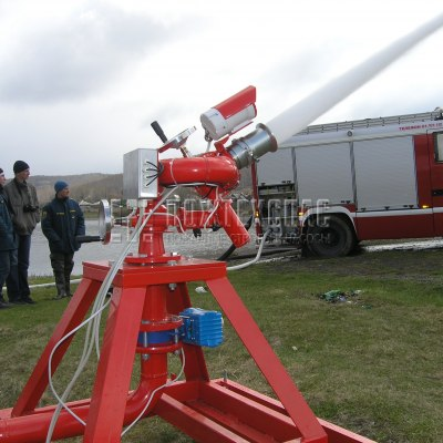 Какие существуют роботизированные установки пожаротушения и в чем их отличия?