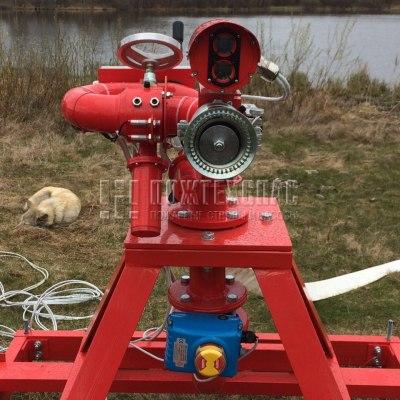 Чем отличается Роботизированная Установка Пожаротушения производства Пожтехспас от установок других производителей?
