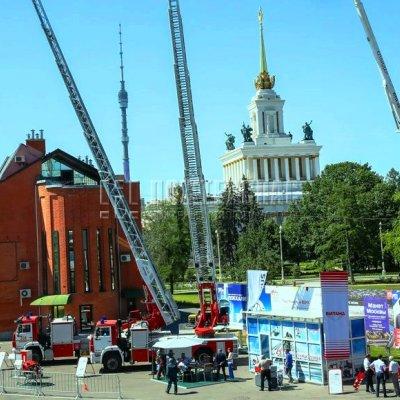 Тренды «Комплексной безопасности -2019» - 370 лет пожарной охраны России, цифровизация и Арктика.