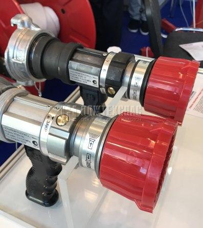 Ручные пожарные стволы РСКУ-50 и РСКУ-70