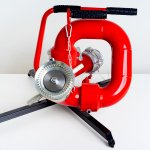 Лафетный пожарный ствол ЛС-П30У