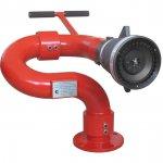 Лафетный пожарный ствол ЛС-С60(40,50)У