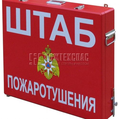 Футляр для штабного стола СШП-02с (закрытый)