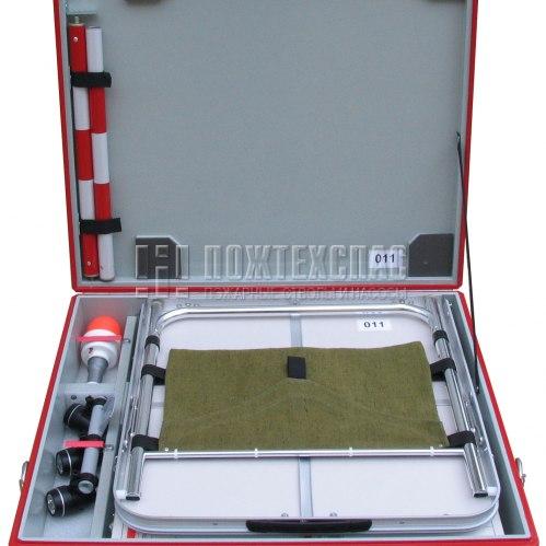 Футляр для штабного стола СШП-02с (открытый)