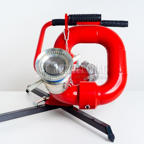 Лафетный пожарный ствол ЛС-П20У