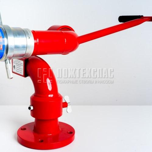 Лафетный пожарный ствол ЛС-С60У