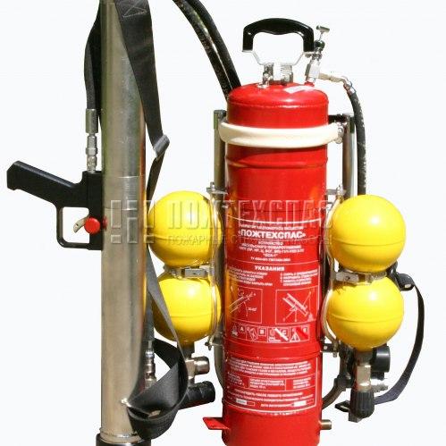Ранцевое устройство пожаротушения ОСА-1