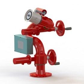 Пожарный робот ПР-ЛСД-С20У