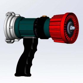 Ручной пожарный ствол РСКУ-50