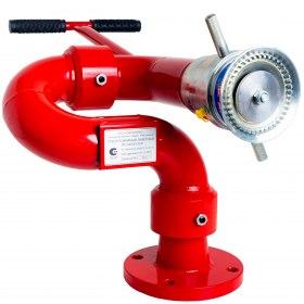 Лафетный пожарный ствол ЛС-С20У