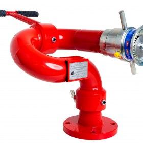 Лафетный пожарный ствол ЛС-С40У