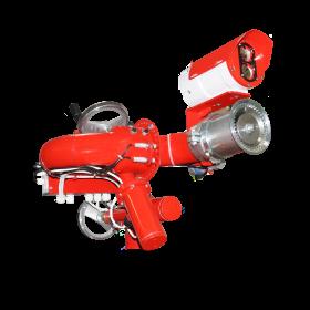 роботизированная установка пожаротушения Пожтехспас