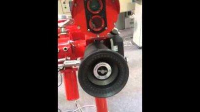 Пожарный робот ПР-ЛСД-С30У